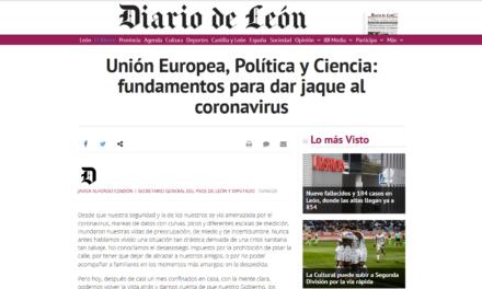 Por León, un cambio necesario