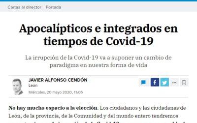 Apocalípticos e integrados en tiempos de Covid-19