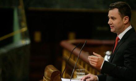 Cendón ensalza en el Congreso el plan de refuerzo del turismo que propone el Gobierno como una oportunidad para León